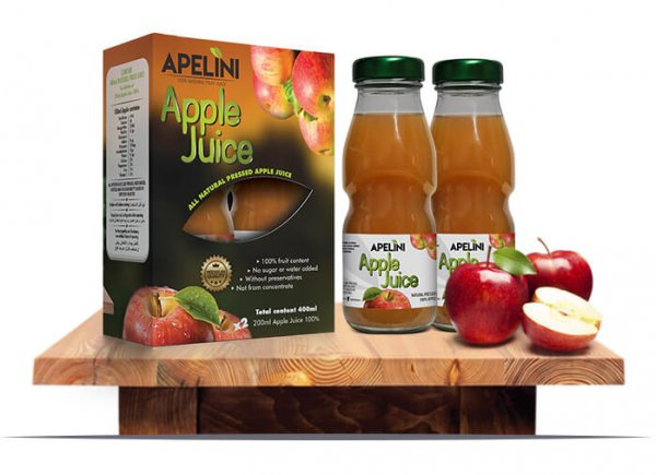 Apple Juice 400ml