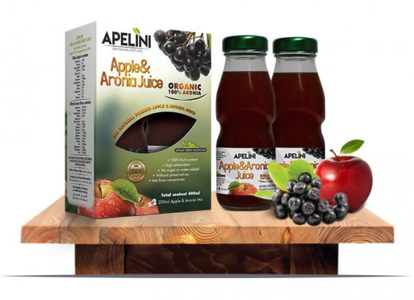 Aronia & Apple Juice 400ml