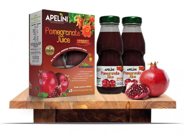 Pomegranate Juice 400ml