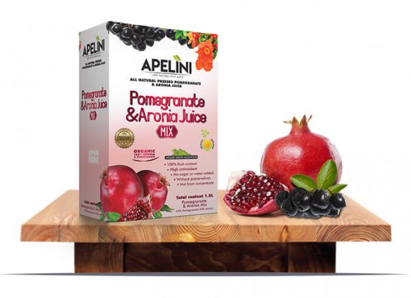 Pomegranate & Aronia Mix 1.5L